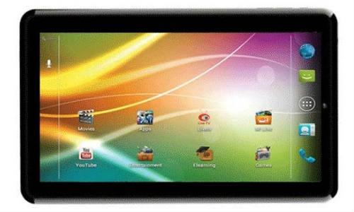 माइक्रोमैक्स ने लांच किया फनबुक P600 3जी एंड्रायड टैबलेट