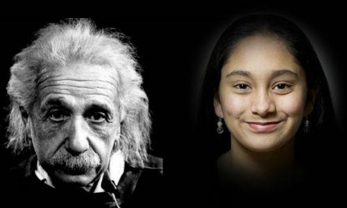 12 साल की नेहा ने IQ में आइंस्टीन को भी पीछे छोड़ा