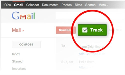 how track if your sent email has been opened gmail