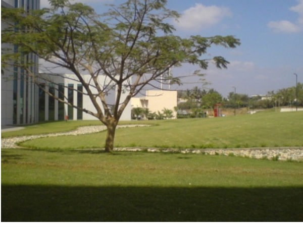 Infosys training centre mysore