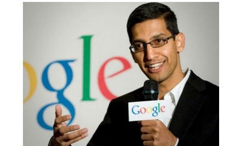 सुंदर पिचाई गूगल एंड्रॉयड शाखा के प्रमुख नियुक्त