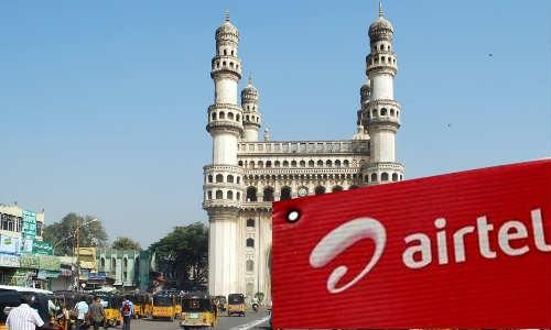 एयरटेल ने हैदराबाद में लांच किया 40 एमबीपीएस डेटा प्लान