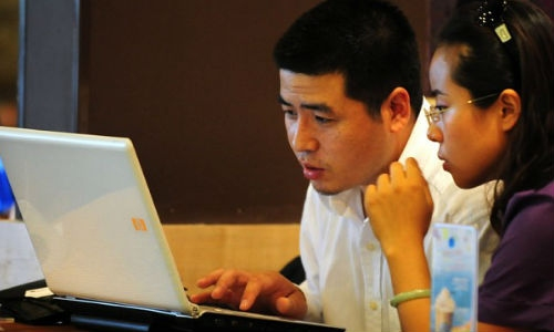 चाइना में 170000 से ज्यादा सरकारी माइक्रोब्लाग हैं
