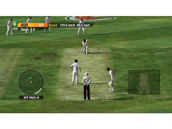 International Test Cricket