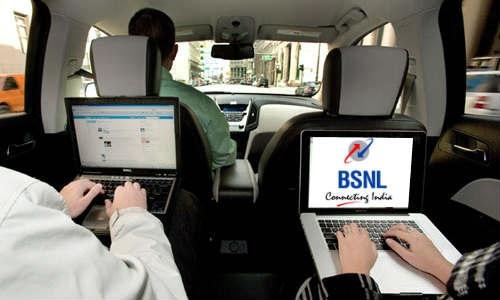 बीएसएनएल का कमाल, अब कार में करों इंटरनेट सर्फिंग