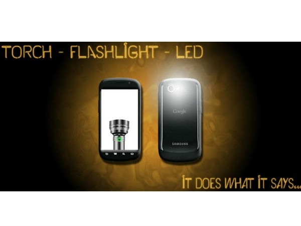 Torch - Flashlight - LED