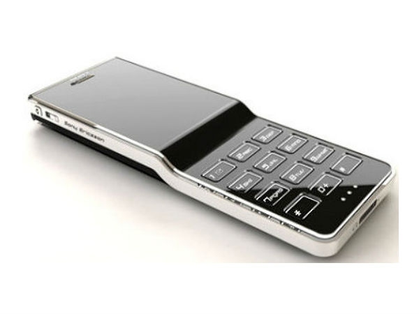 Sony Ericsson Black Diamond $300,000