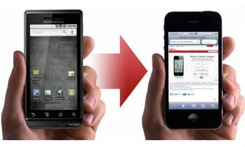 एक फोन से दूसरे फोन में कैसे ट्रांसफर करें कांटेक्ट