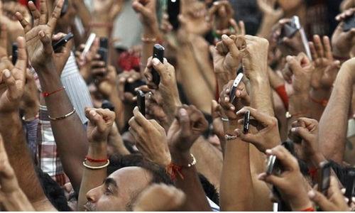 2014 में इंसानों से ज्यादा होंगे मोबाइल