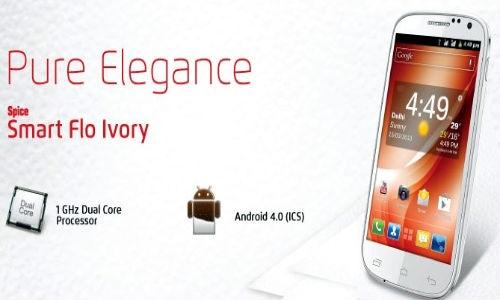 5,999 रुपए में ले आइए स्पाइस का नया 3.2 मेगापिक्सल एंड्रायड स्मार्टफोन