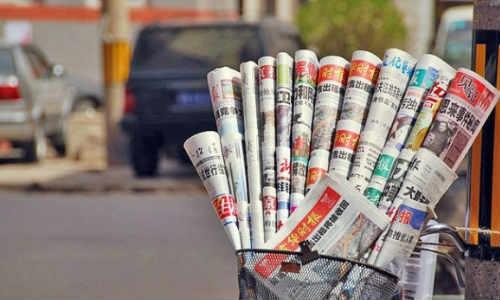 चीन दुनिया का सबसे बड़ा नया मीडिया बाजार
