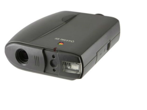 Apple Made the First Mass-Market Color Digital Camera