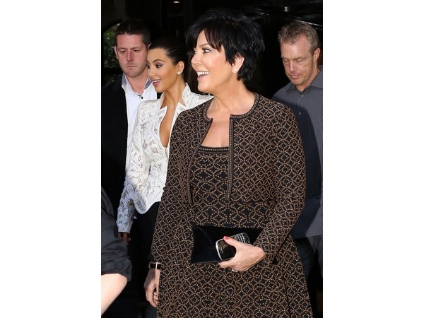 kris jenner and azzedine alaia blister knit