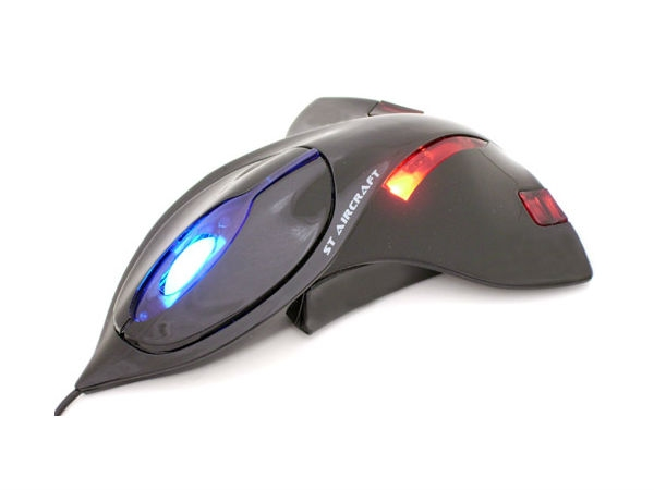 Unusual mouse concept