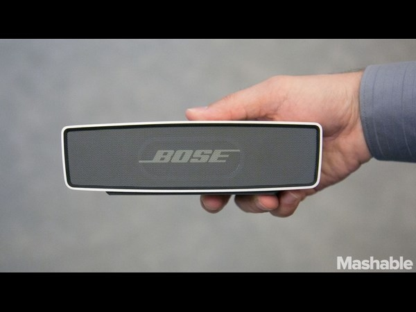Bose Shakes Up Wireless Speakers