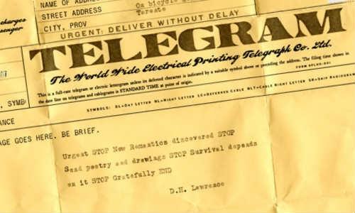 160 साल पुरानी टेलिग्राम सेवा आज से हुई बंद