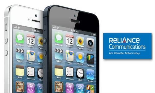 रिलायंस कम्युनिकेशंस लांच करेगा भारत में पहला आईफोन सीडीएम नेटर्वक