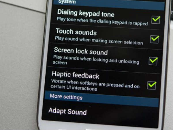 Screen Tips For Samsung Galaxy S4