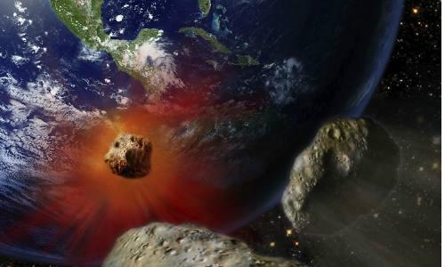 सोमवार को पृथ्वी से होकर गुजरेंगे उल्कापिंड, देखें सीधा प्रसारण
