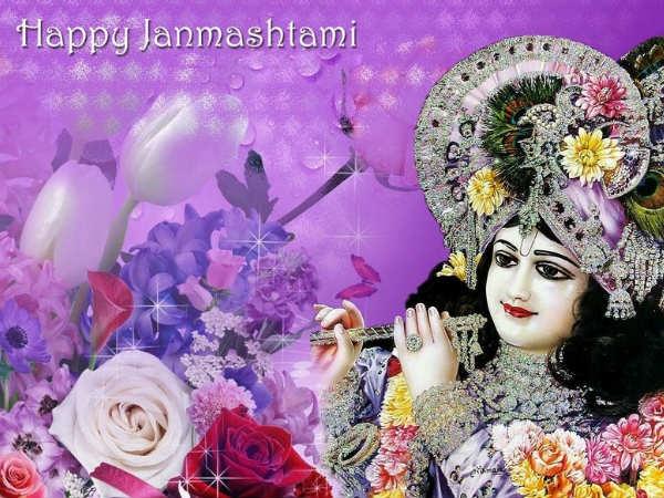 Best Free Janmashtami Wallpapers And Mobile Ringtones Hindi Gizbot