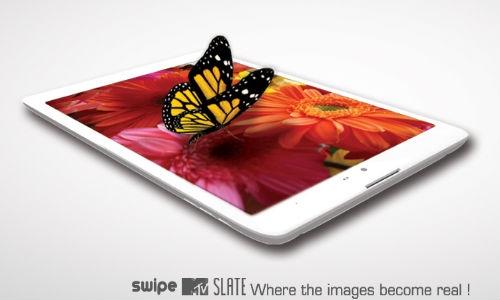 स्वाइप ने बाजार में उतारा 7 इंच स्क्रीन साइज वॉयस कॉलिंग टैबलेट