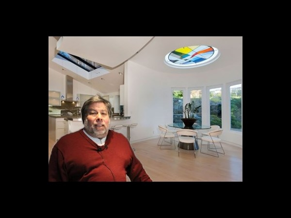 Steve Wozniak's original Apple abode