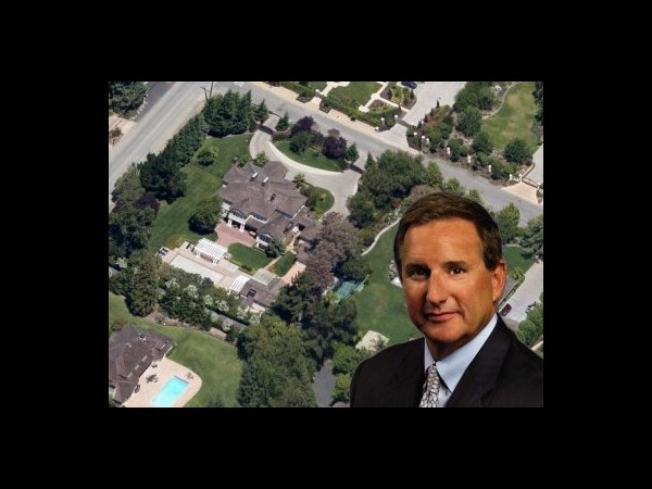 Mark Hurd's Marymont Avenue mansion