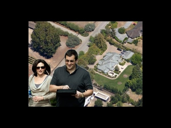 Sheryl Sandberg and David Goldberg's