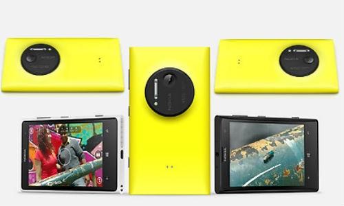 नोकिया आज लांच करेगा दुनिया का सबसे दमदार कैमरा मोबाइल लूमिया 1020