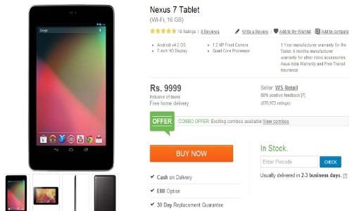 15,999 रुपए का टैबलेट 9,999 रुपए में मिल रहा है