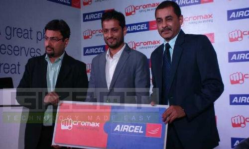 एयरसेल-माइक्रोमैक्स मिलकर देंगे 12 हजार रुपए की  फ्री सर्विस
