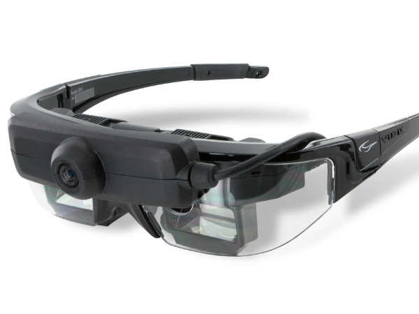 Augmented Reality Goggles