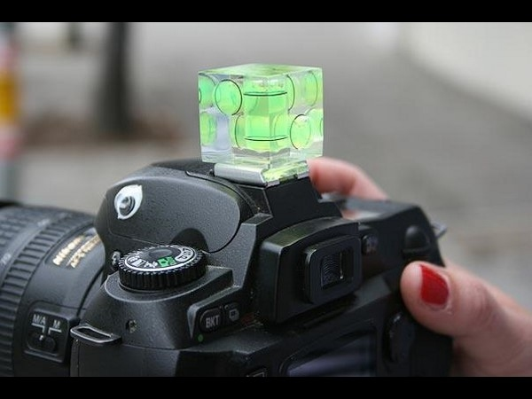 The Level Camera Cube