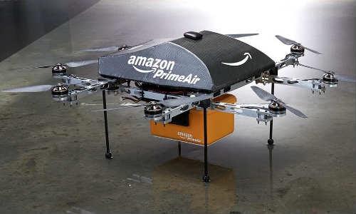 जल्द अमेजन की डिलीवरी उड़ कर आएगी आपके पास