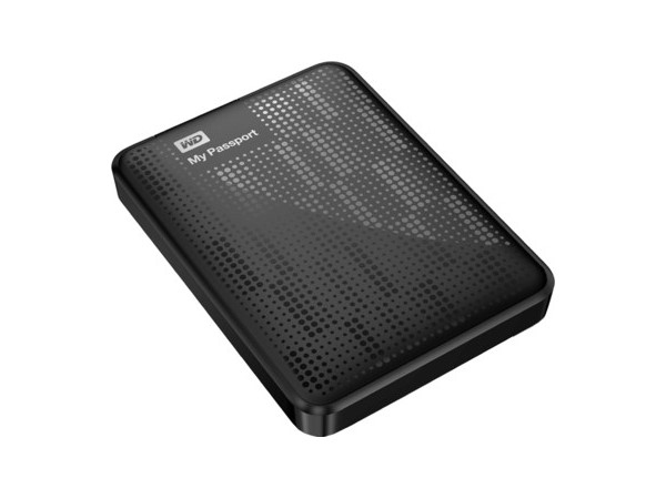 WD My Passport 500 GB External Hard Disk