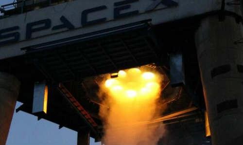 अमेरिकी कंपनी ने प्रथम व्यावसायिक उपग्रह लांच किया