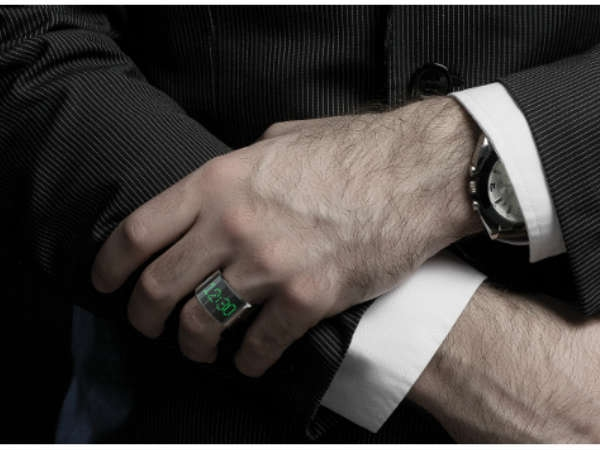 Smarty Ring  'smartwatch'