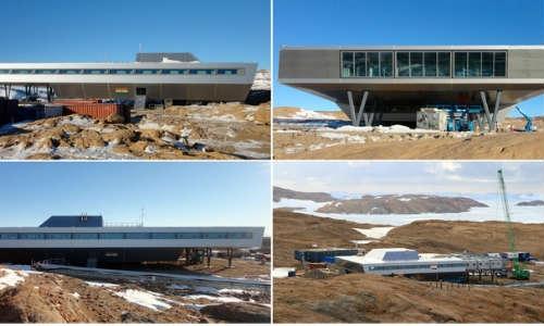 भारत का अंटार्कटिका स्टेशन प्रौद्योगिकी में सबसे आगे