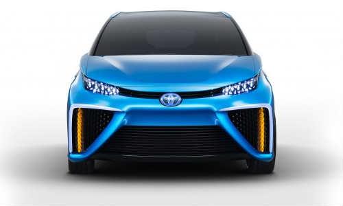 सीईएस 2014: टोयोटा ने पेश की हाइड्रोजन कार