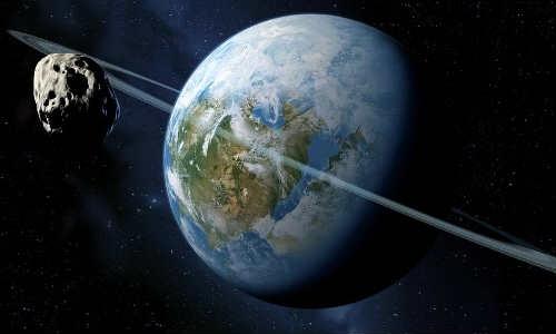 वैज्ञानिकों को मिला पृथ्वी जैसे द्रव्यमान वाला ग्रह