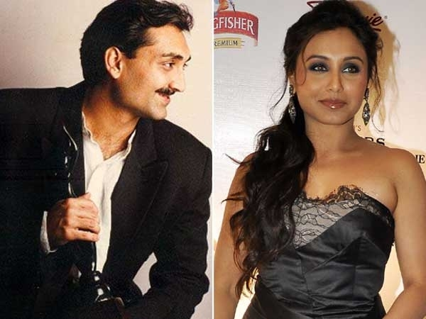 Rani Mukherjee-Aditya Chopra marriage