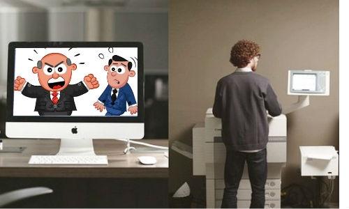 बॉस की पोल खोलेगा एप्प