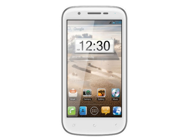 Intex Aqua Wonder Quadcore