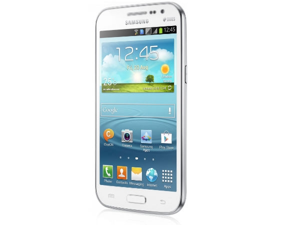 Samsung I8552 - Galaxy Grand Quattro: