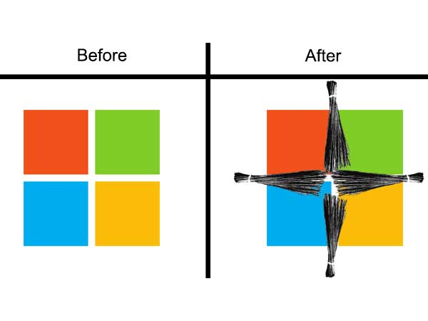 Microsoft Logo will be changed