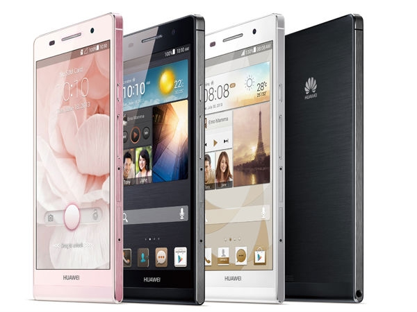 Huawei Ascend P6:(6.18 mm)
