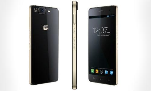 माइक्रोमैक्स ने लांच किया 8 मेगापिक्सल फ्रंट कैमरे वाला स्मार्टफोन