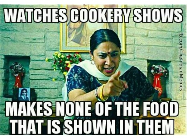 Cookery show
