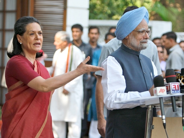 Sonia Gandhi: UPA chairperson
