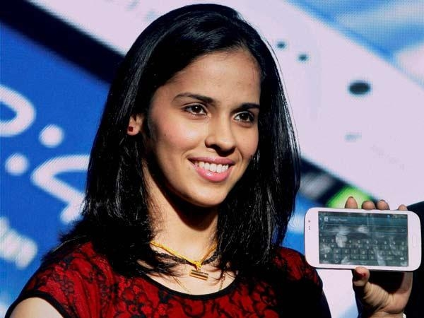 Saina Nehwal: Badminton player